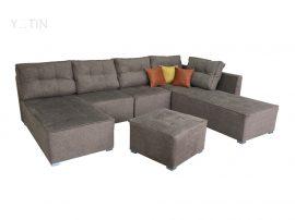 Γωνιακός καναπές Μαδρίτη