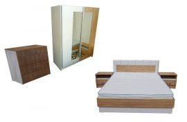 Bedroom set Domino