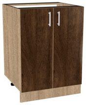 Шкаф за вграждане на мивка 60