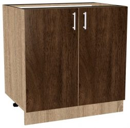 Шкаф за вграждане на мивка 80