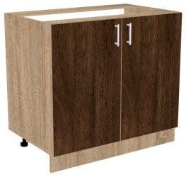 Шкаф за вграждане на мивка 90