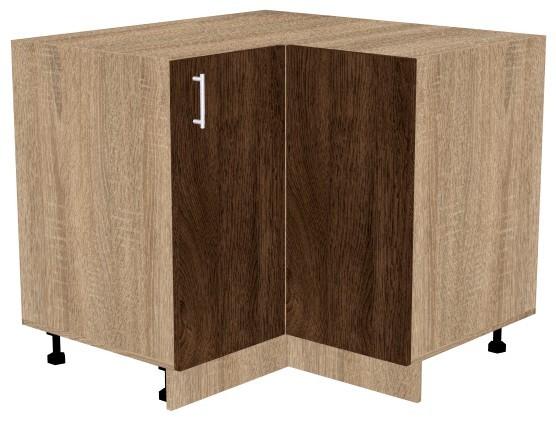 Шкаф ъглов 2